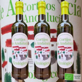 Extra Virgin Olive Oil Montes de Toledo DO 500ml PREMIUM AnchaCastilla