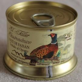 Duck and Armagnac Pate El Taller Gastronómico 125g