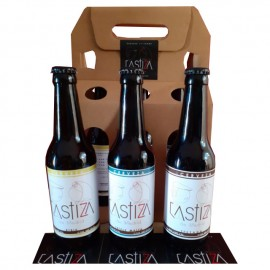 BEER TASTING PACKAGE CASTIZA DE MADRID (Box 12 bot.)