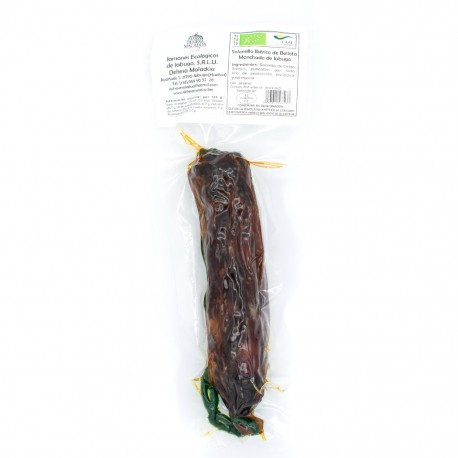 Organic Acorn-fed 100% Iberian Pig Sirloin Manchado de Jabugo from Huelva JAMONES ECOLÓGICOS DE JABUGO