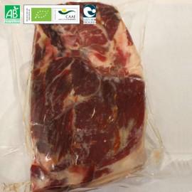 Deboned Organic Acorn-fed Pure Iberian Ham from Huelva Dehesa Maladúa