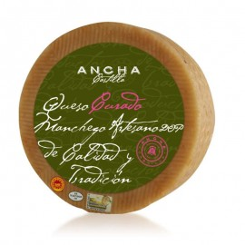 Artisan Manchego Cheese PDO CURED ANCHACASTILLA