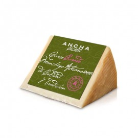 Artisan Manchego Cheese Wedge CURED Protected Designation of Origin ANCHACASTILLA
