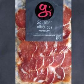 Sliced Cebo Iberian Loin from Extremadura 100g. GOURMETDEIBERICOS