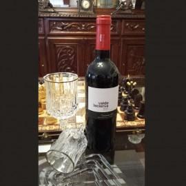 Vino Tinto DO CA Rioja VALDELACIERVA CRIANZA 2012