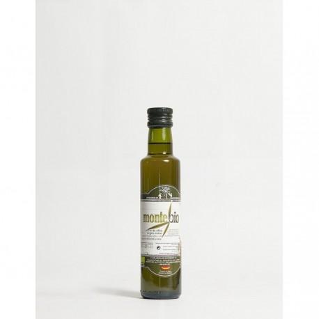 Extra Virgin Olive Oil Ecológical MONTEBIO 250ml LA MILAGROSA