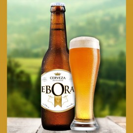 CLASSIC BLONDE Beer EBORA  (Box)