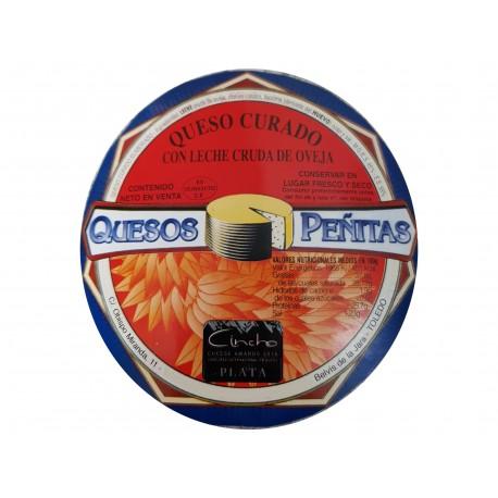 Sheep Artisan Cheese CURED QUESOS PEÑITAS