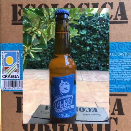 Ecologic Beer Blonde Celebridade Galega  (Box)